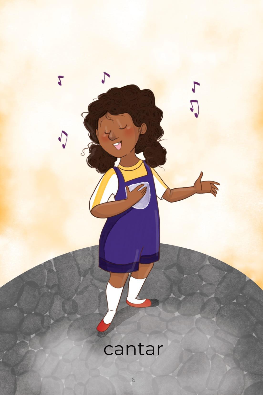 Atividades do Dia a Dia Cantar
