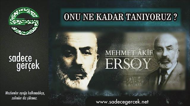 İstiklal şairi Mehmet Akif'in bilinmeyen portresi