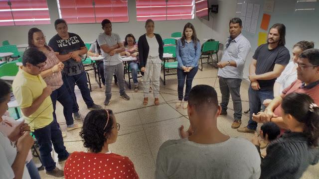 Projeto Saber Viver realiza capacitação em Guajará-Mirim