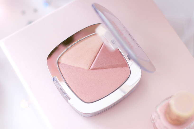l'oreal paris true match highlight rosy glow review