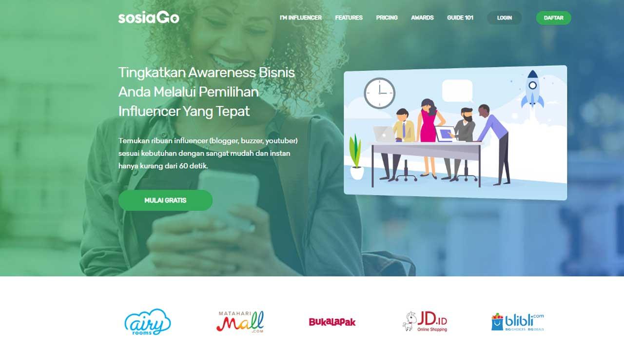 Blogger Bisa Mendapatkan Uang Tambahan Dari Sosiago.id