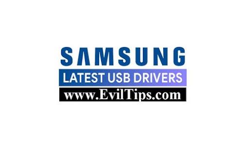 Samsung USB drivers latest Download  [v1.5.65.0]