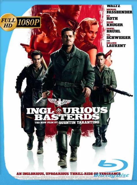 Bastardos sin gloria (Inglourious Basterds) (2009) HD [1080p] Latino [GoogleDrive] SilvestreHD