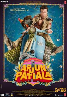 Arjun Patiala First Look Poster 2