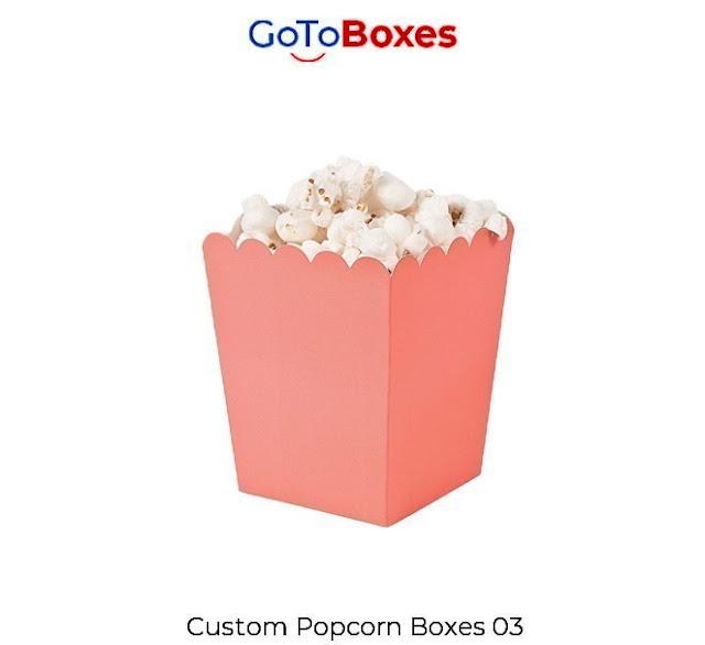Wholesale Popcorn Boxes