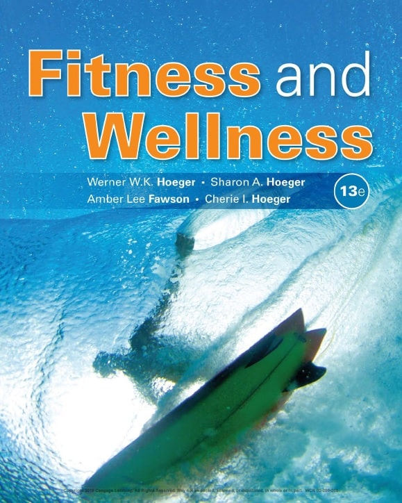 Fitness and Wellness, 13th Edition