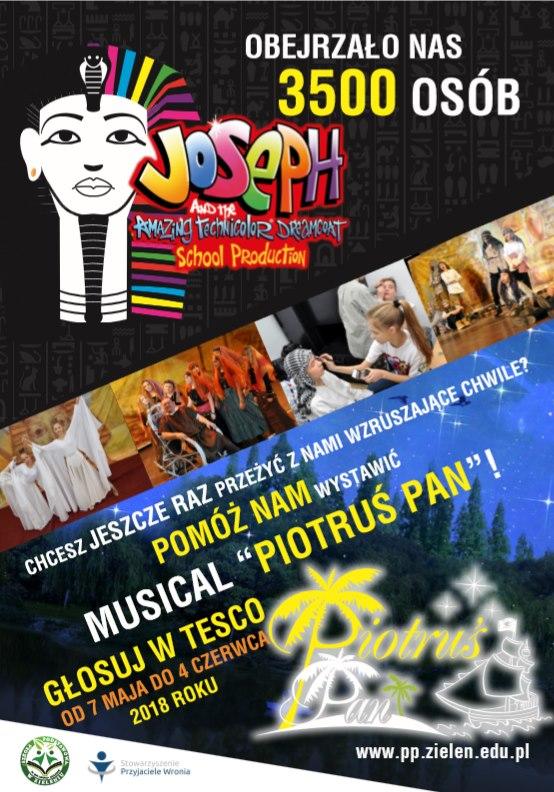 Plakat Tesco