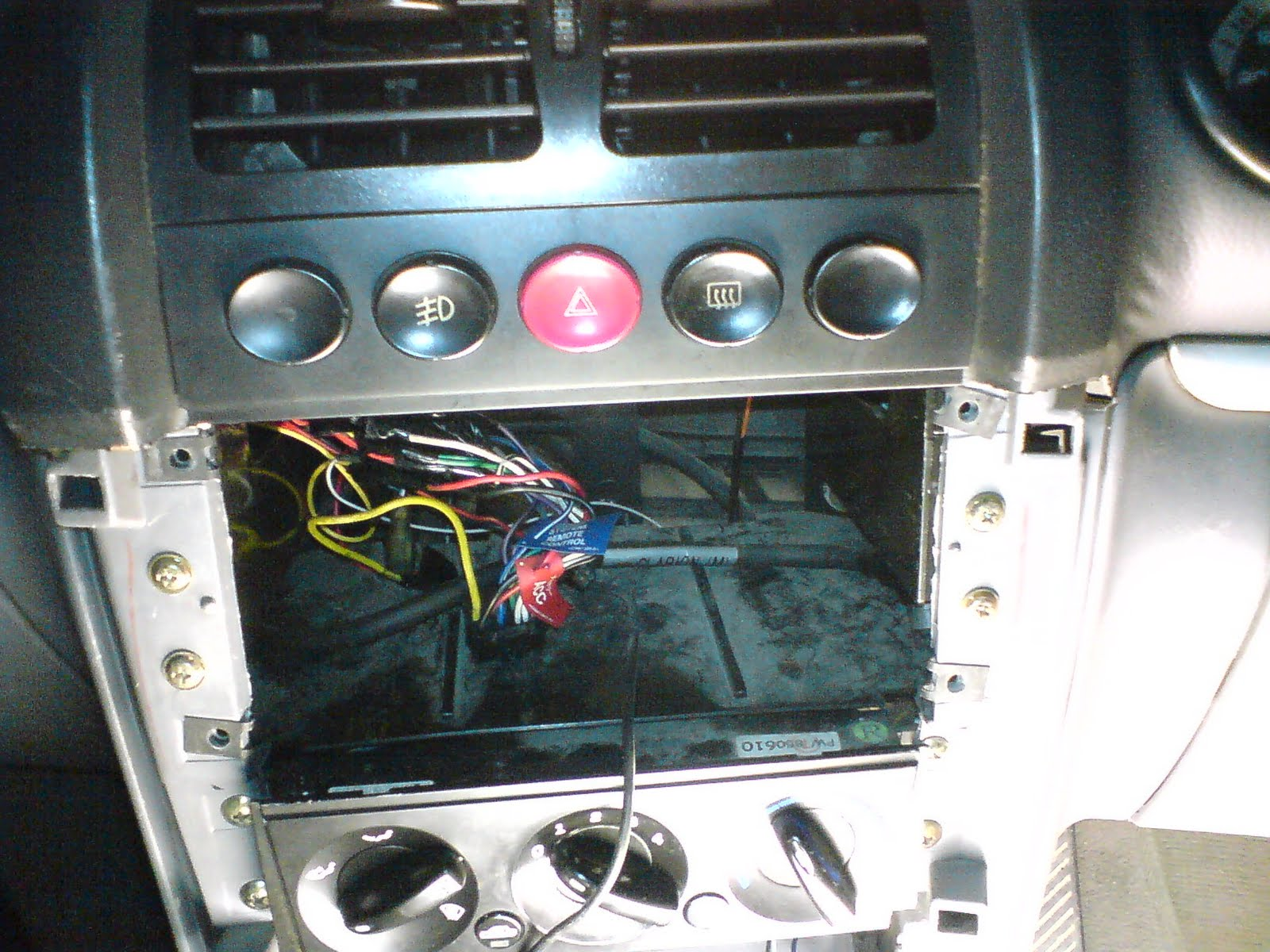Parts of My Life: Refurbished Proton Dash Control Panel