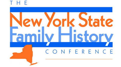 CNYGS & NYG&B Announce Plans for the 2016 New York State Family History Conference