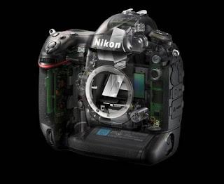 dslr camera tampak dalam nikon canon sony pentax