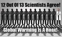 Informasi Global Warming: Ilmuwan tidak pernah setuju
