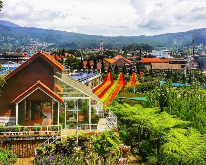 Dowes29.com: Rainbow Garden Bandung harga tiket masuk 2020 ...