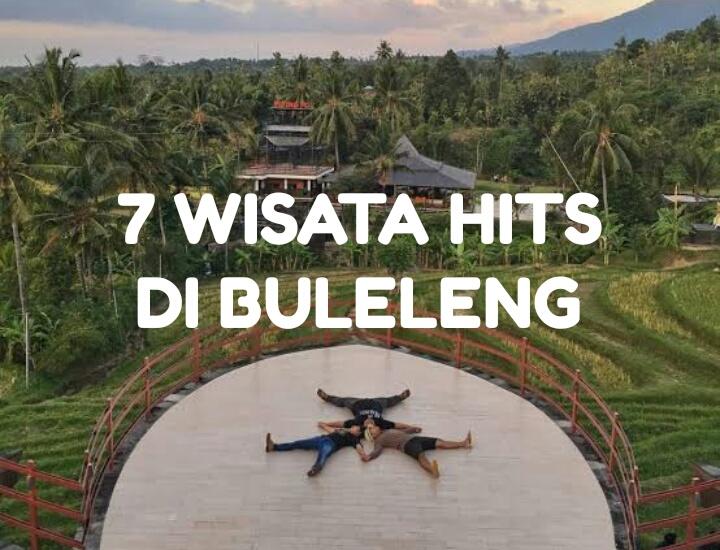 7 Wisata Buleleng Pulau Bali Mlaku Ayok
