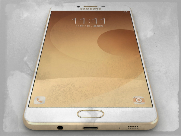 Samsung Galaxy C9 Pro Photo - 2