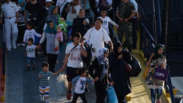 Νέα έκθεση-καταπέλτης για τη διαχείριση του μεταναστευτικού