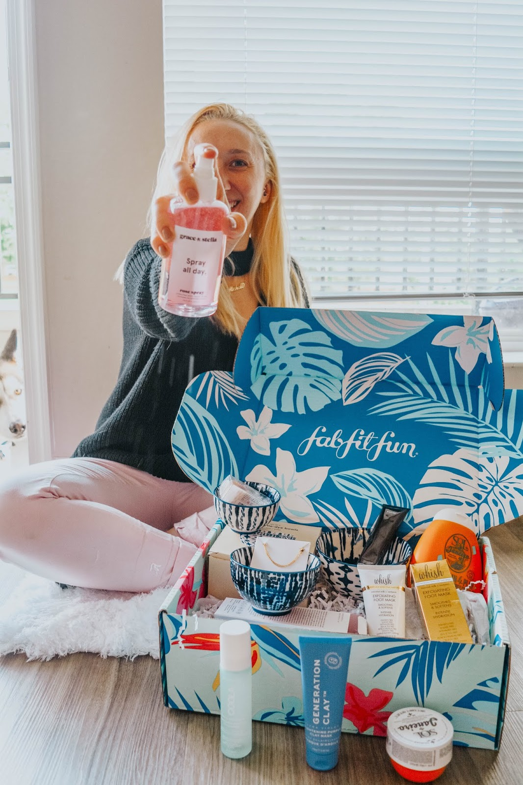 Fab Fit Fun Summer Box Reveal