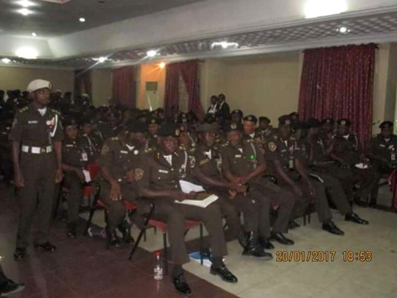 National Unity and Peace Corps (NUPEC) North West Zone