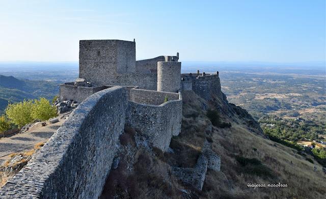 Castillo de Marvâo