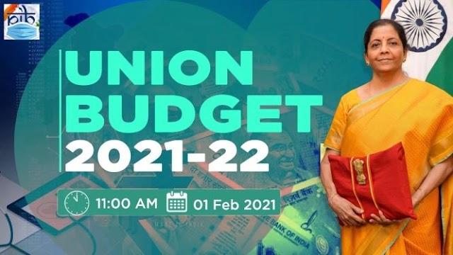 Highlights of Union Budget 2020-21 presented by FM Nirmala Sitharaman