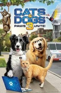 Cats & Dogs 3: Paws Unite [2020] [DVDR] [NTSC] [Latino]