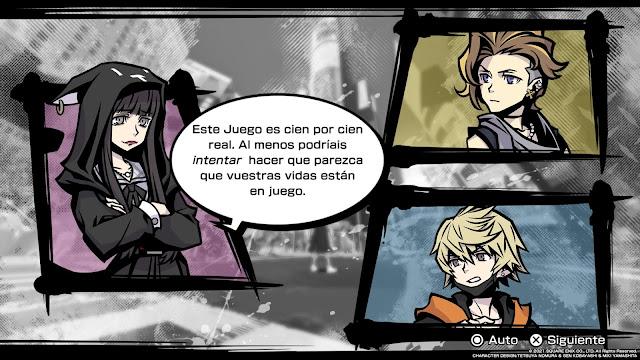 Análisis de NEO: The World Ends With You para PS5
