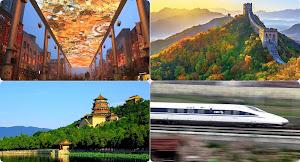 Paket 5D4N Wisata Muslim Beijing Tianjin by Bullet Train