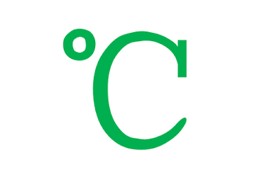Cách chèn ký tự độ C, độ F trong máy tính, điện thoại