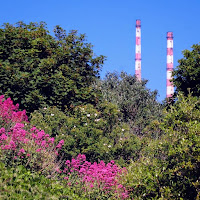 Virtual Tour of Dublin Ireland: Poolbeg Towers