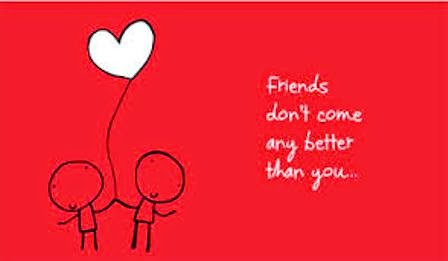 Valentines Day SMS for Friends