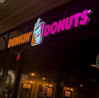 Tell Dunkin Donuts