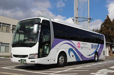 WILLER EXPRESS 北信越 國光客運塗装 成田シャトル用車両 成田200か1246 QTG-MS96VP