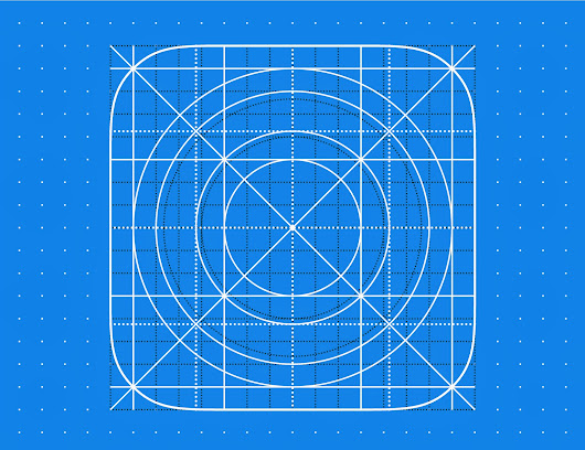 Buy royalty free vector eps art stock illustrations microstock graphic images: FREE (freebies) EPS iOS 7 Icon Grid Template Vector Illustration