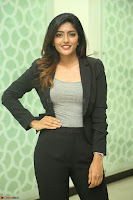 Actress Eesha Looks gorgeous in Blazer and T Shirt at Ami Tumi success meet ~  Exclusive 008.JPG