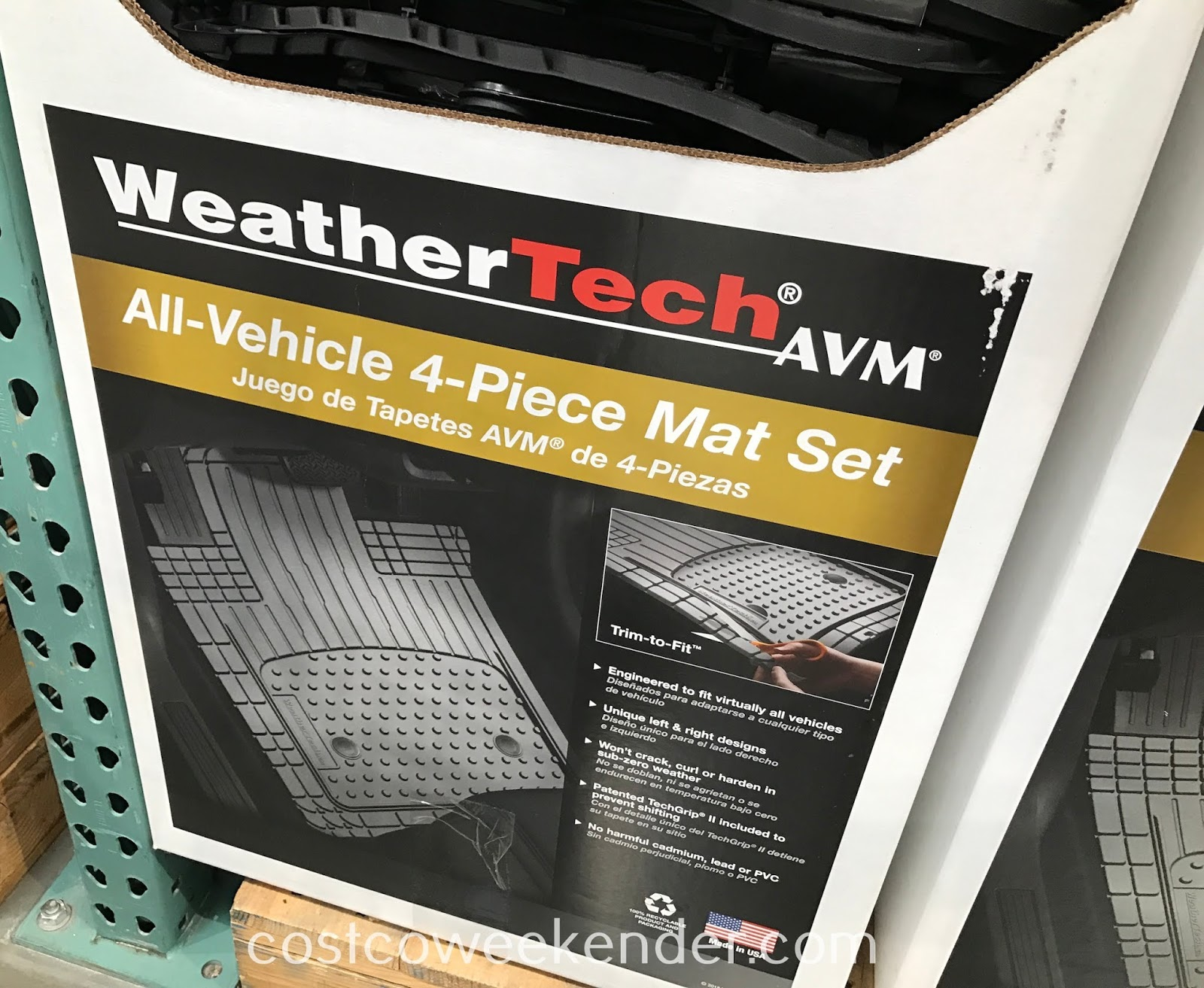 weathertech mats costco