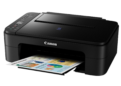 New Canon PIXMA E3170 All-In-One Printer