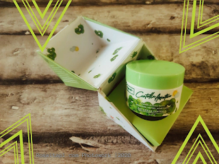 Packaging NPURE Day Cream Centella Asiatica