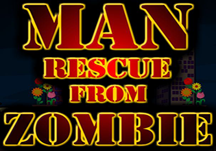 OnlineEscape24 Man Rescue From Zombie Walkthrough