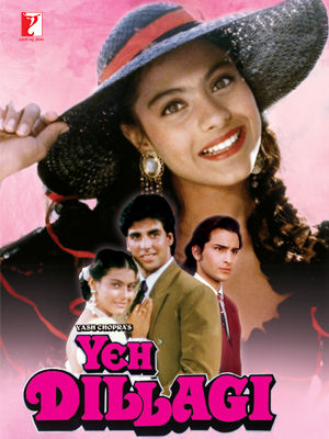 Yeh Dillagi (1994) Hindi 450MB HDRip 480p x264