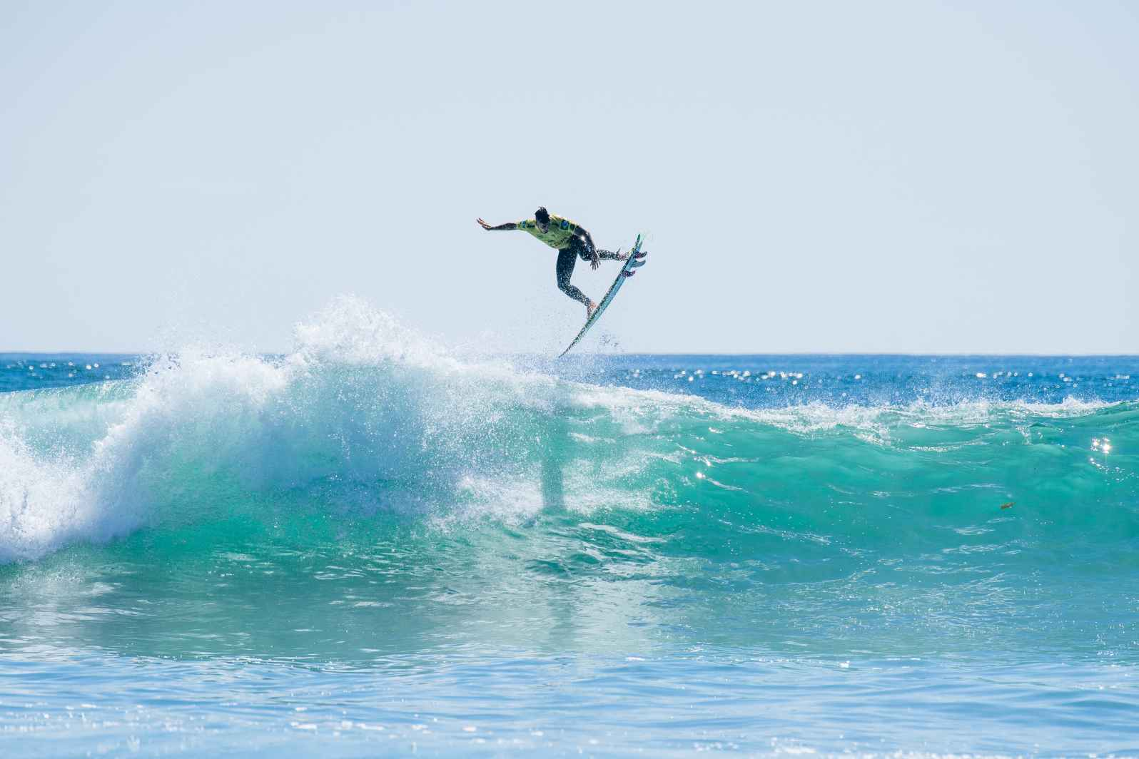 Highlights From The First-Ever Rip Curl WSL Finals Held At Lower Trestles September 14 2021