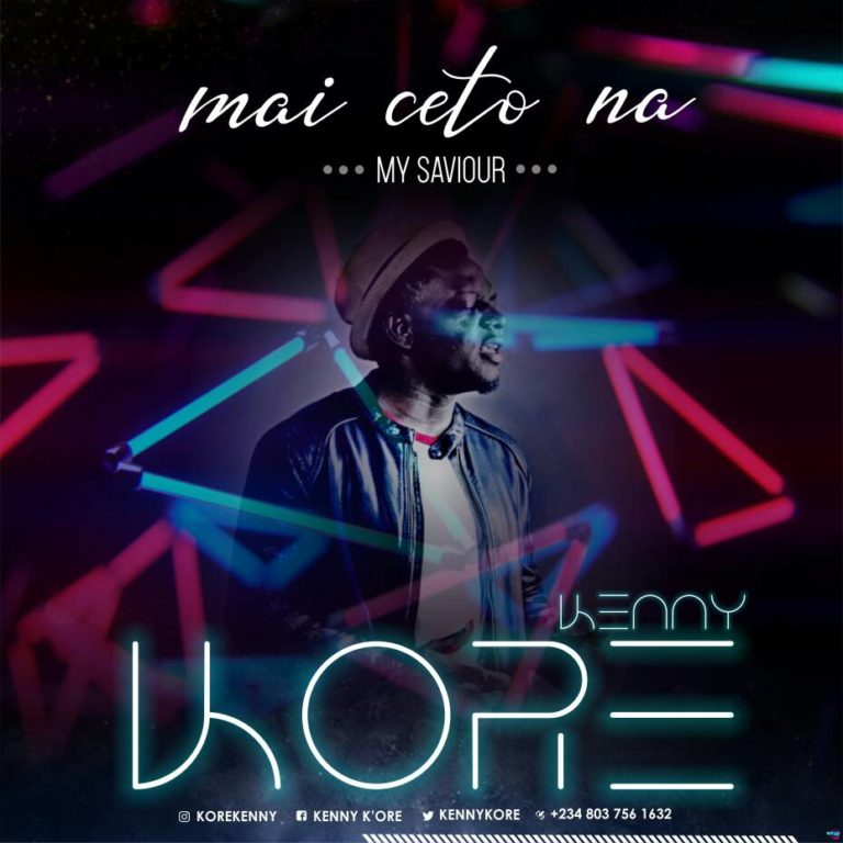 Download Kenny K'ore. Mai Ceto Na. Gospel redefined