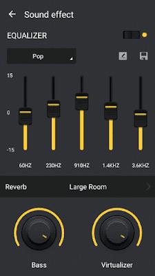 Cara Meningkatkan Volume Music Amplifier Android