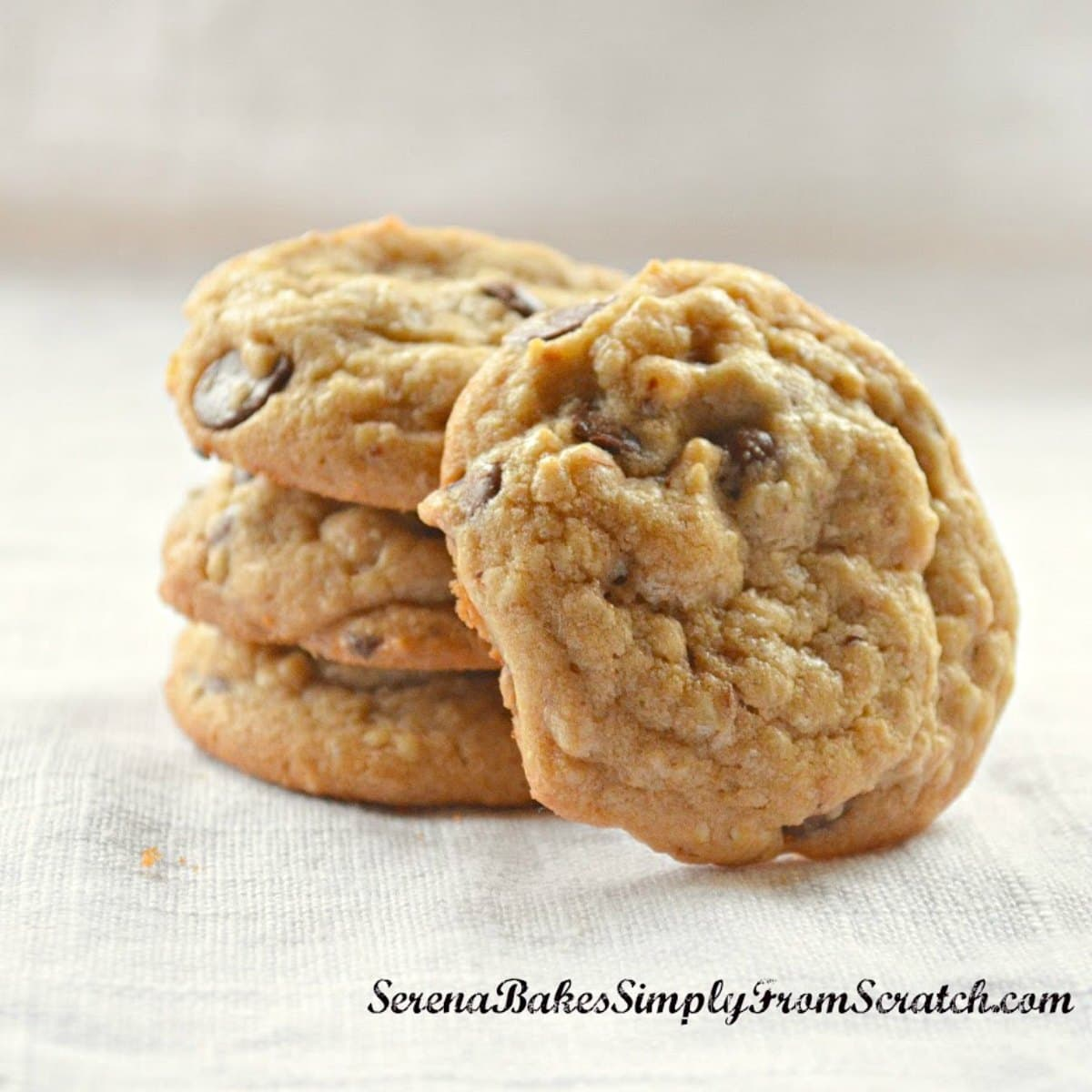 If you are looking for the BEST Chocolate Chip Cookie Recipe look no further! Cook's Illustrated Perfect Chocolate Chip Cookies are absolutely delicious with a soft chewy center and crispy edge from Serena Bakes Simply From Scratch.