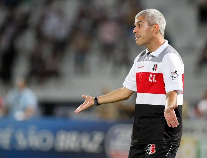 5c8486f0ecd16 Ricardinho é anunciado como novo treinador da Portuguesa