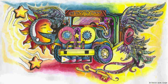 Sari-Jeepney: Doodle 4 Google