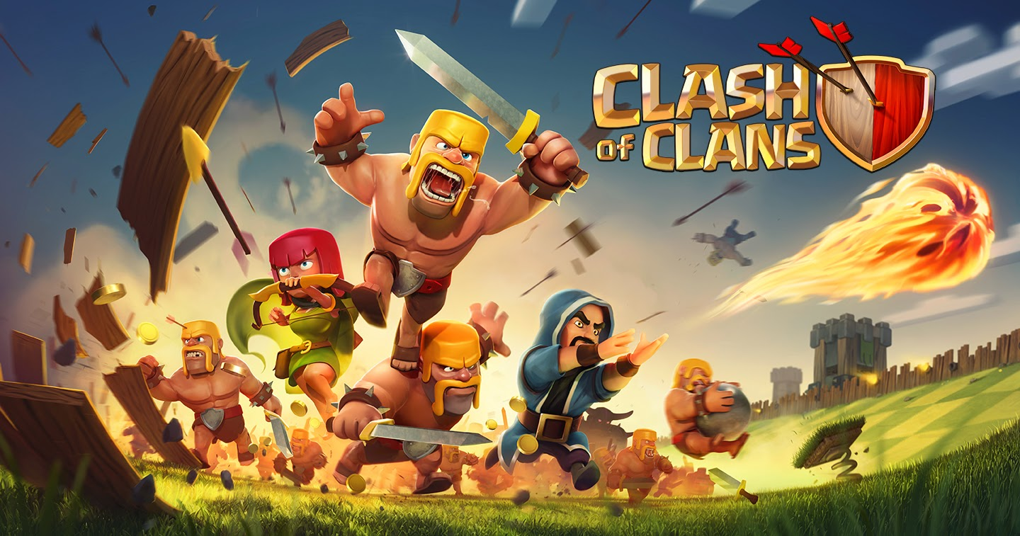 SJ Phone World Clash Of Clans