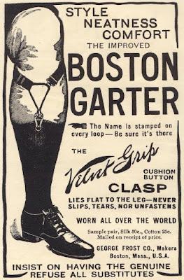 Boston Garter