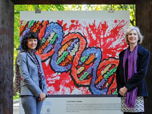 Duas mulheres ganham o NOBEL DE QUÍMICA 2020