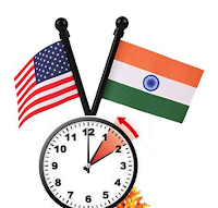 How November Time Change Impacts Meetings Between India and the USA