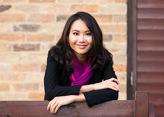 Author photo of Felicia Yap