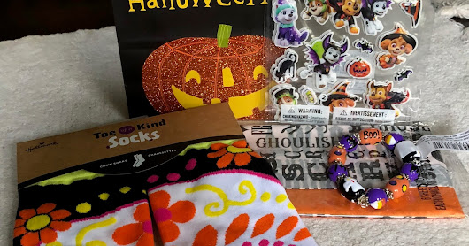 Fall Goodies From Hallmark Canada {Giveaway}!
